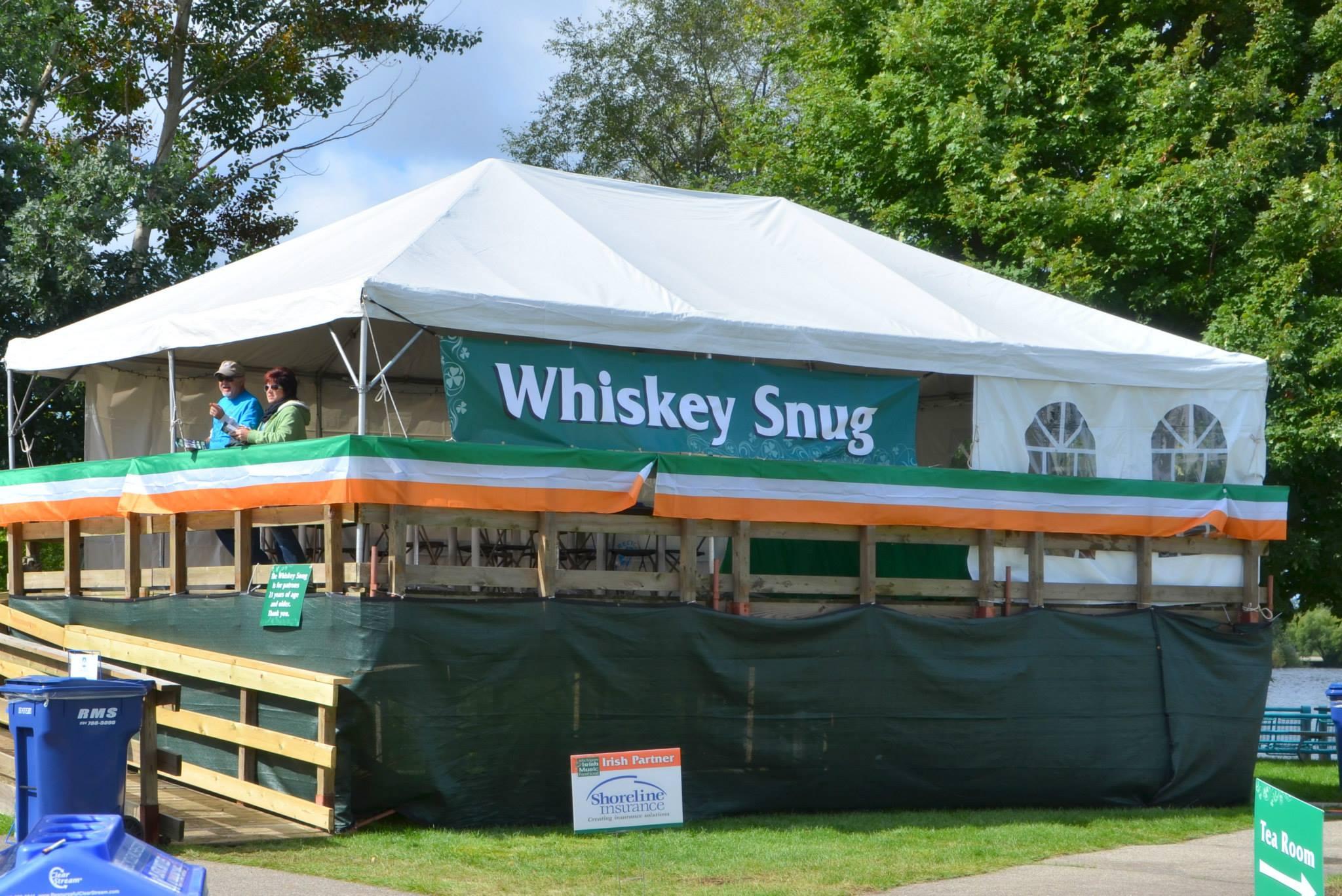 Whiskey Snug - Michigan Irish Music Festival